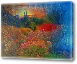 Картина Осенние заморозки