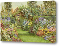 Постер Garden