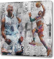 Постер Лига баскетбола