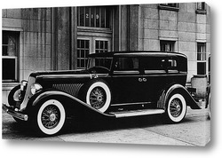 Картина Ретро машина 1934 г.