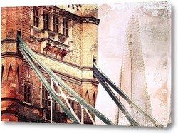 Постер Лондонский Тауэр