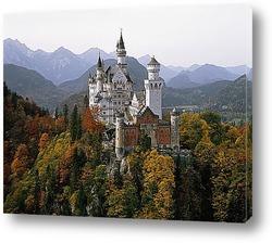 Постер Castles