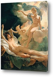 Картина Морфей и Ирида