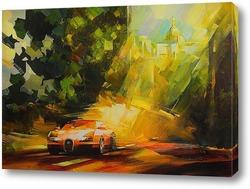 Картина Bugatti-dream