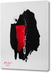 Чёрный, красный и белый