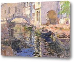 Постер Canal във Венеция