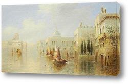Постер венециански Капричио