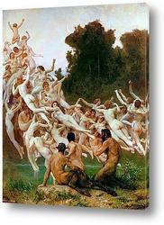 Картина Oread [ Les Oreades ] 1902