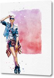 Картина Постер цветной