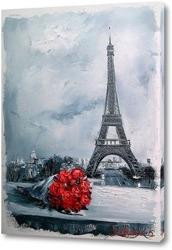 Картина Букет для парижанки