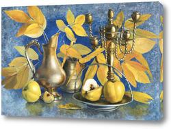 Картина Осенний натюрморт