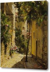 Картина Уголок Италии