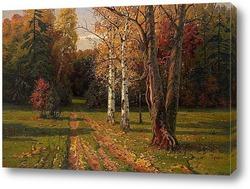 Картина Пейзаж с Березами