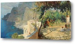 Картина Capri