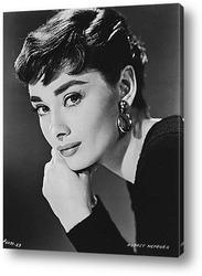 Постер Audrey Hepburn-20