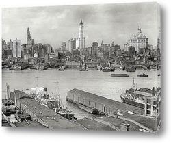 Картина Америка от началото на 20 век