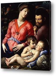 Постер Семейството на Свети Panchiatichi