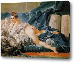Постер Brown Odalisque , 1745