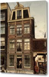 Постер Амстердам