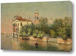 Картина Общественный парк, Венеция