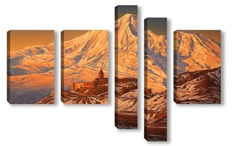 Модульная картина Гора Арарат