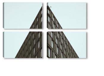 Треугольник с окнами