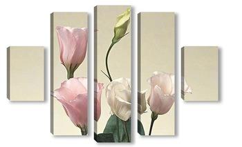 Модульная картина Flower383