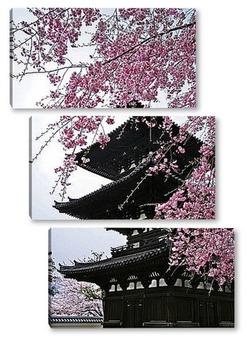Модульная картина Japan-13010901
