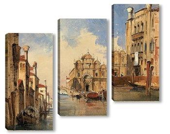 Модульная картина Сан Марко, Венеция