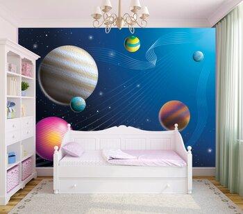 Фотообои Space-6544909