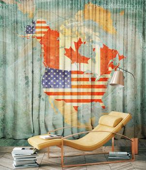 Фотообои Северная Америка