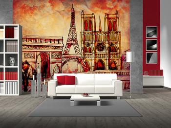 Фотообои Загадочный Париж